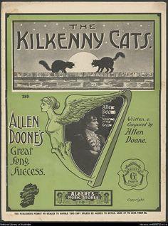 The Kilkenny Cats #WIMANeedsIt