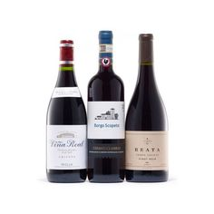 Red Wine Trio | Baby Shower Gifts For Guests