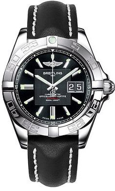 A49350L2/BA07-429X | BREITLING GALACTIC 41 | BRAND NEW MENS WATCH  $2.595.00