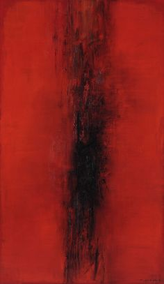 Zao Wou-Ki Paintings: 1950's - 1960's - De Sarthe Gallery