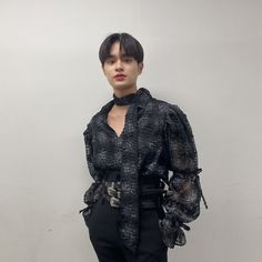 Besties, Ruffle Blouse, Tops, Lee Daehwi, Dresses, Women, Twitter, Pictures, Fashion