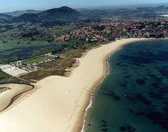 Playa de Tregandín Noja