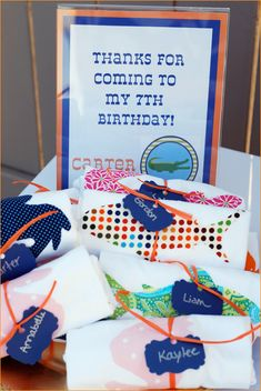 beach theme birthday party | REAL PARTIES: Preppy Beach Party // Hostess with the Mostess®