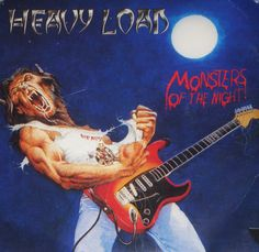 Heavy Load - Monsters of the Night