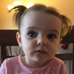 EMMA is pretty in pigtails! Enter the code EMMA for 5 extra entries. #CLB6 #BabyoftheDay