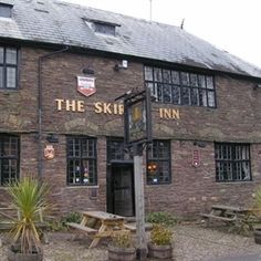 If you're traveling in Llanvihangel Crucorney, Wales, don't try to pronounce its name, and steer clear of the Skirrid Mountain Inn unless you enjoy having the bejeepers scared out of you. It's reported that more than 180 people have been hanged from a beam on the first floor, which