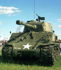 Restored M4 Sherman by focallength