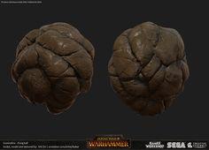 Total War: Warhammer Dung Ball, Kai Du on ArtStation at https://www.artstation.com/artwork/VaK6P