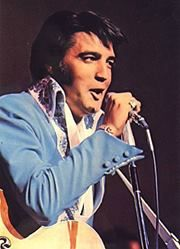 Elvis Presley.  From the Pinterest board of George Vreeland Hill.