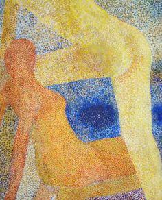 "Saatchi Art Artist Tomasz Kruzel; Painting, ""Sagittarius from the series of 12 Zodiac Signs"" #art"