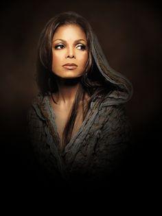 Janet Jackson by wolfgo4