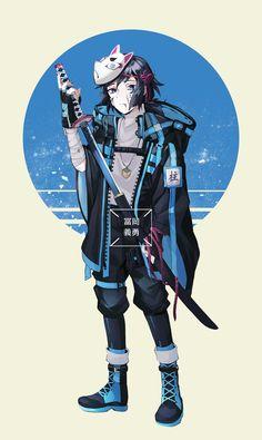 Tomioka Giyuu - Kimetsu no Yaiba - Image - Zerochan Anime Image Board Anime Angel, Anime Demon, Demon Slayer, Slayer Anime, Fanarts Anime, Anime Characters, Anime Art Girl, Anime Boys, Kawaii Anime