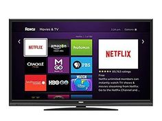"RCA LRK32G45RQD - 32"" 1080P LED HDTV DVD Combo with Roku Streaming (Certified Refurbished)"