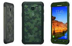 SAMSUNG GALAXY S7 ACTIVE (2016, NEW) - GSM UNLOCKED AT&T version WATERPROOF 32GB