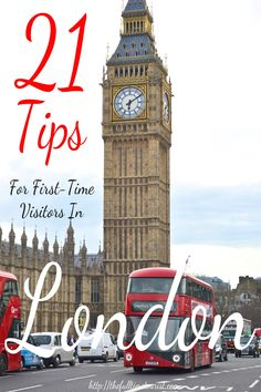 Planning to visit London for the first time? It doesn't need to be a stressful affair! With sneaky tips on how to get around expensive food and transport to British pub customs, here are 21 tips to that are guaranteed to make your trip to the British capitol smooth & budget-friendly!