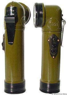 US GI Flashlights TL-122A