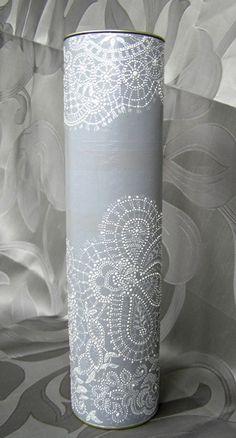 Жемчужно-перламутровая точечная роспись Юлии Левашовой — VilingStore