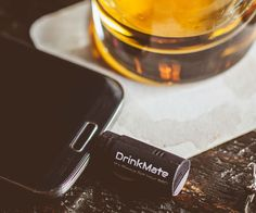 Avoid ruining your life with a DUI by testing your blood alcohol level using the smartphone breathalyzer attachment. This potentially life saving device attaches to your phone's USB port to accurately measure your blood alcohol level after a night of debauchery.