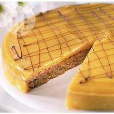 Gâteau norvégien aux amandes @ allrecipes.fr