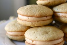 Whoopie Pies on Pinterest | Gingerbread, Cream Cheese Filling and ...