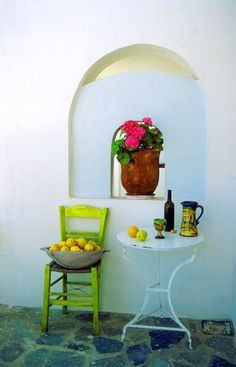 Fruit and Wine ~ Greece