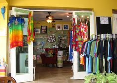 The Lazy Parrot Gift Shop is located in the hotel's main lobby on the resort level, on the 413.  It is loaded with parrot things as well as Rincon souviners, shirts, bags, frames, books, t-shirts koozies, shot glasses, frisbees, glassware and more!  The also offer an Online Rincon Gift Shop  See more at www.surfrinconpr.com