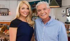 Celebrities vandalise 'This Morning' set - TV news and gossip
