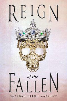 #CoverReveal  Reign of the Fallen by Sarah Glenn Marsh