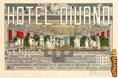 """Genova """"visionaria"""": la Superba nei disegni di grandi architetti che la sognarono - http://www.afnews.info/wordpress/2016/07/19/genova-visionaria-la-superba-nei-disegni-di-grandi-architetti-che-la-sognarono/"""