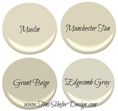 Benjamin Moore Manchester Tan and Grant Beige. Beige Paint, Neutral Paint Colors, Paint Color Schemes, Wall Colors, Beige Color, Exterior Paint Colors For House, Interior Paint Colors, Paint Colors For Home, House Colors