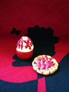 Zombie Cupcake and Cookie Charms by aic for $7.00