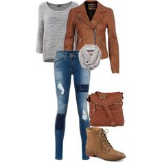 """""""Autumn 6#"""" by chilluci on Polyvore"""