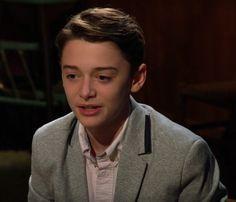 "Noah Schnapp in ""Beyond Stranger Things"""