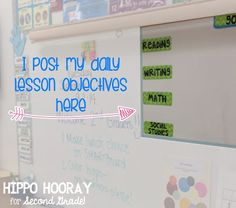 So you have your lesson objectives displayed. But then what? Maybe before your lesson, you read the objective aloud to your students? Here are a few quick activities you can do to engage your learners right from the get-go!