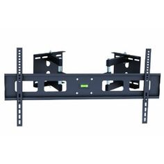 "Mount-It! Articulating Corner Mount for LED, LCD and Plasma TVs up to 63"" TVs"