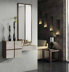 Recibidores Triauxi moderno y elegante, de últimas tendencias