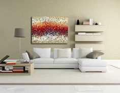 oil painting abstract landscapes - Buscar con Google