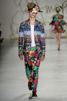 Amapo Spring/Summer 2015 collection
