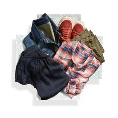 Can it be casual Friday, everyday? Schedule a Fix to update your weekend wear at stitchfix.com.
