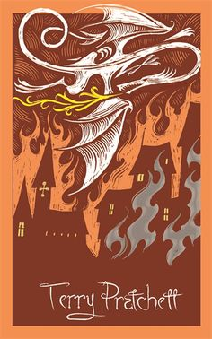 "Terry Pratchett's ""Discworld"" Series Gets Stunning Collector's Edition Cover Art"