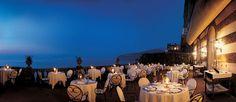 Restaurant at Grand Hotel Excelsior Vittoria | Sorrento, Italy