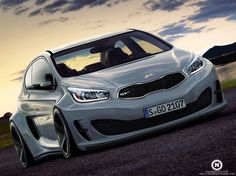 Hello there, last week I was thinking of trying something new, a new way of brushing to be exact, so I decided to give it a go and to turn a Kia Ceed into something meaner. So I used this image as ...