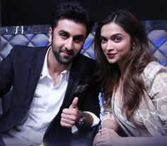 Ranbir kapoor  and  Deepika padukone  on i can do that:...
