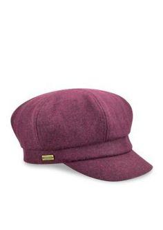 13e8dde2be87c Betmar Hats Women s Boy Meets Girl Hat - Red - One Size