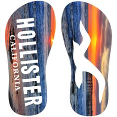Estampa para chinelo Hollister 001367