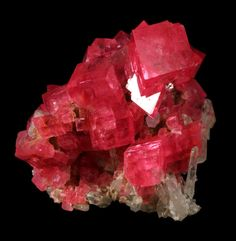 Rhodochrosite with Quartz from Pasto Bueno District, Pallasca Province, Ancash Department, Peru. small cabinet - 5.5 x 5.5 x 3.7 cm