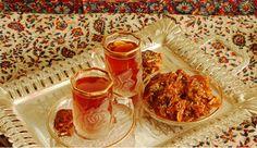 Turmeric & Saffron: Sohan Asali - Persian Honey and Saffron Almond Candy
