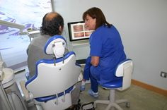 Cuando realizamos un tratamiento #dental, sabemos de la importancia que tiene para nuestros pacientes estar informados de primera mano de la evolución y los pasos que se siguen en todo el proceso.