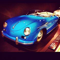 Porsche Speedster.