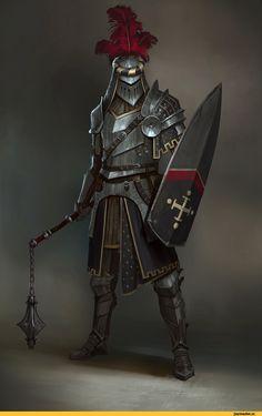 красивые картинки,Войны(Fantasy),Воины(Fantasy),Fantasy,Fantasy art,art,арт,knight,Vladimir Buchyk
